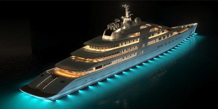 Largest Yacht