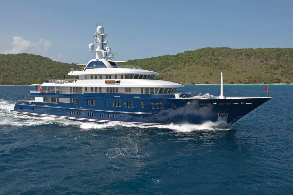 M/Y Bella Vita will be at Miami Yacht Show 2020