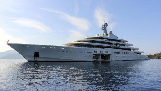 luxury boats st barthelemys