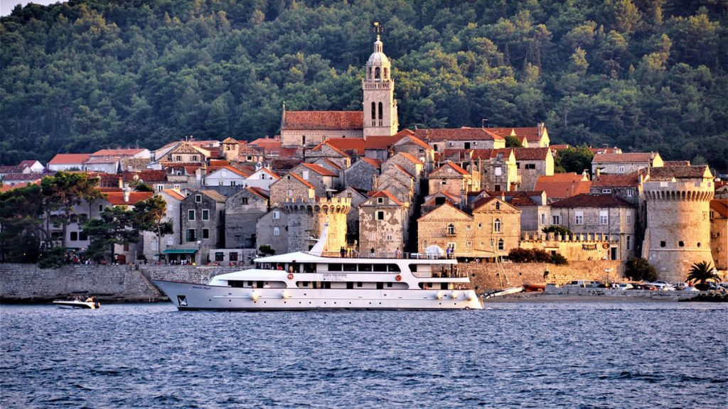 Croatia opening its borders to luxury charter yachts in summer 2020