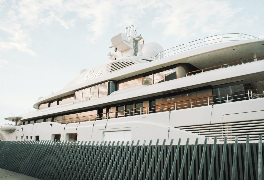 Superyachts: Possible Quarantine Getaway Vessels