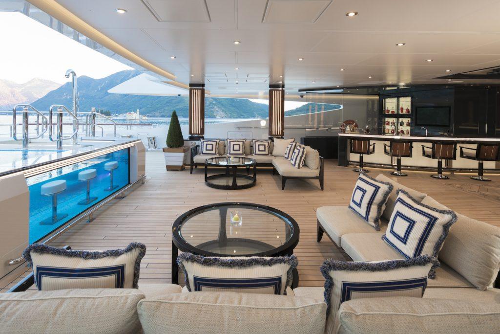 Amadea Mega-Yacht