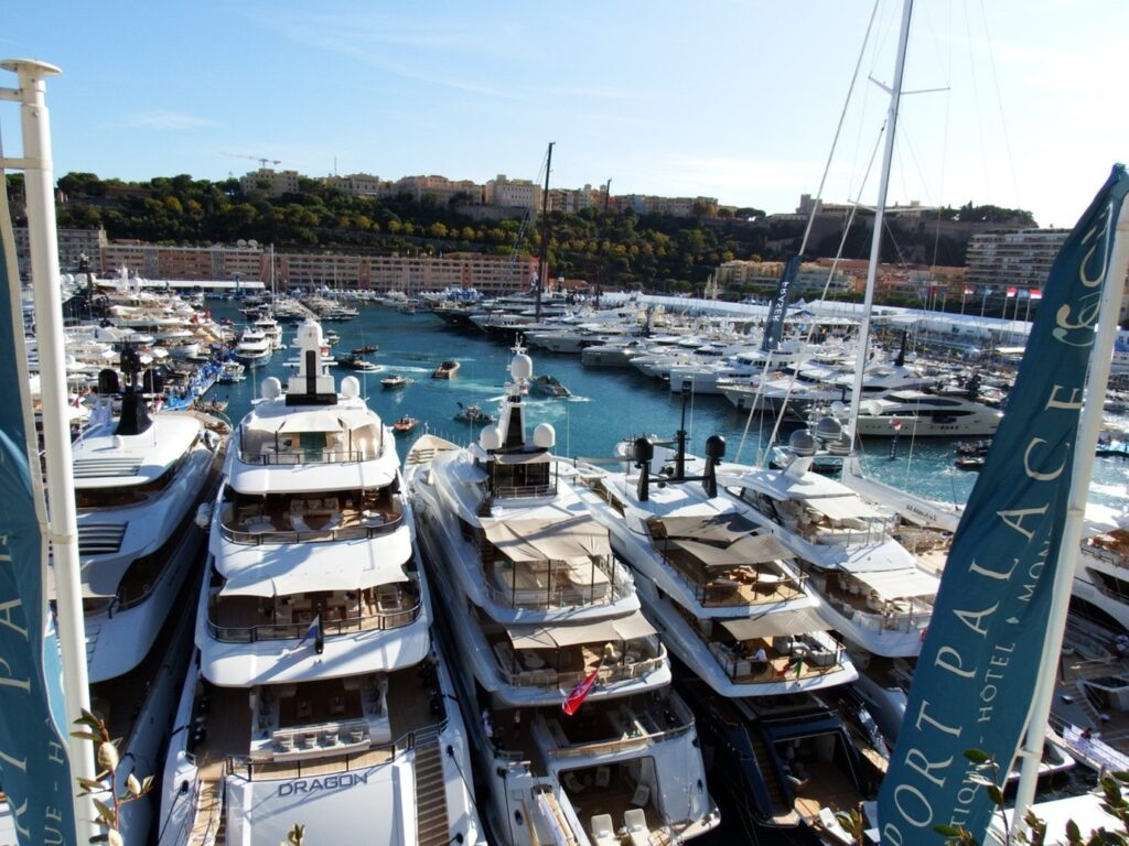 monaco gala superyacht industry
