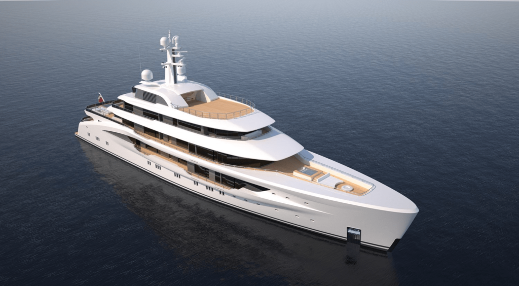 superyacht builds