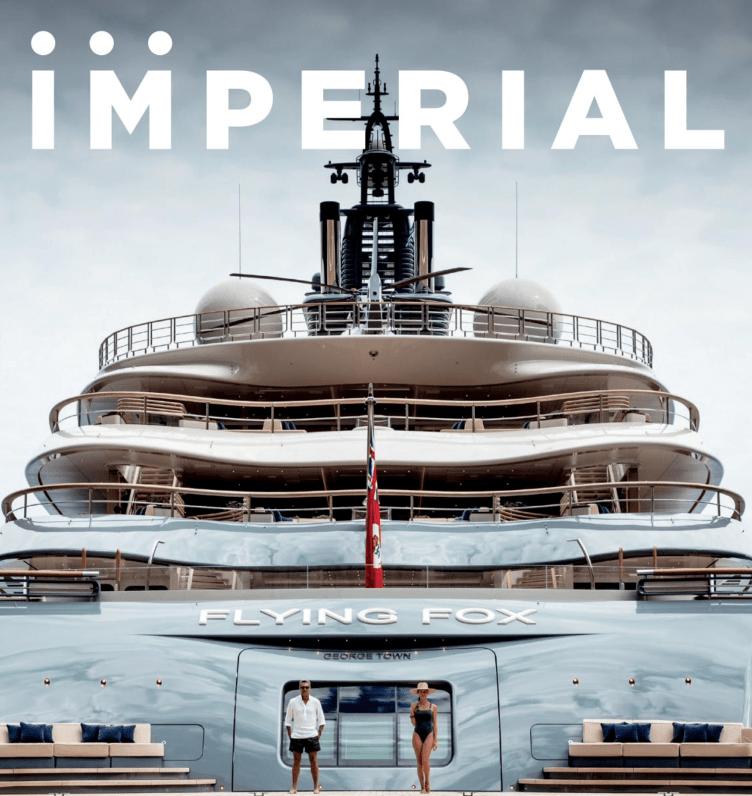 superyacht Project Titanium