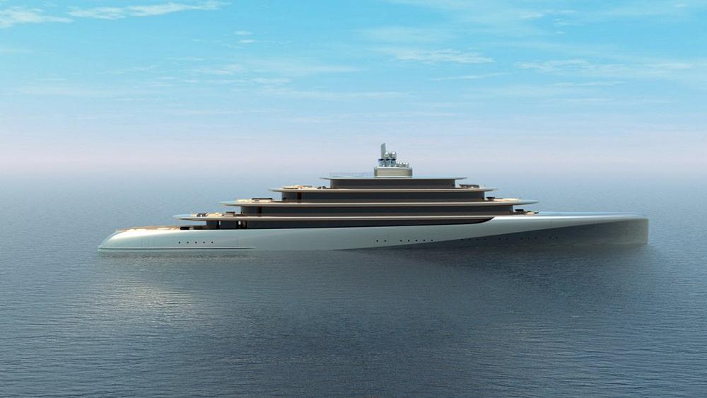 Megayacht Concept