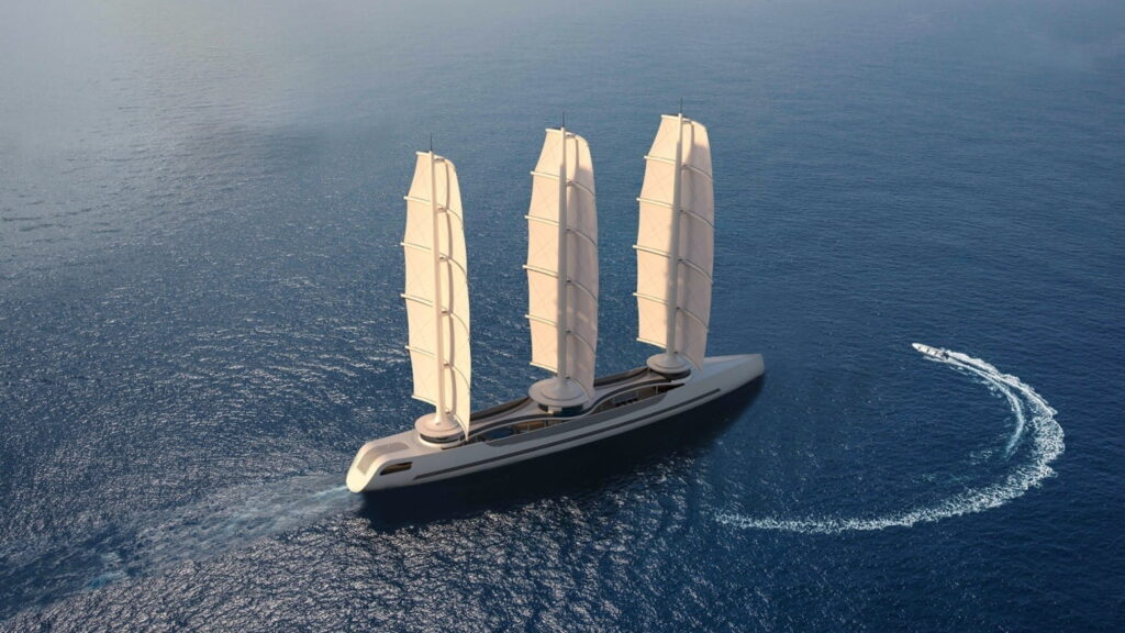 Superyacht Flamingo 99