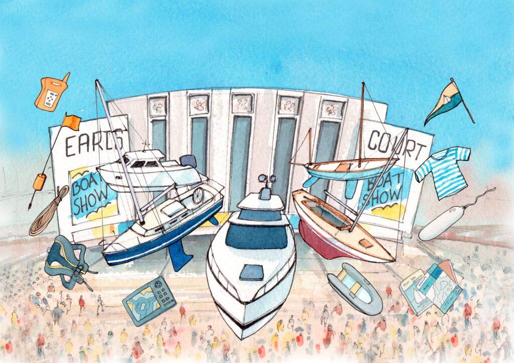 International Boat Shows